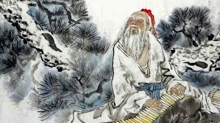 Lao-Tzu, father of Daoism and Chinese philosophy