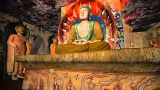 Decoding the Thousand Buddha Grottoes in Dunhuang