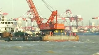 5 killed, 5 missing as cargo ship sinks off Shanghai coast