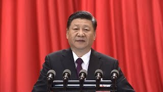 Any effort to split China 'doomed to fail', says Xi Jinping