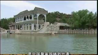 Gardens are the treasure of Chinese ancient architecture