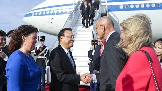 Chinese Premier calls for renewal of China-Netherlands ties