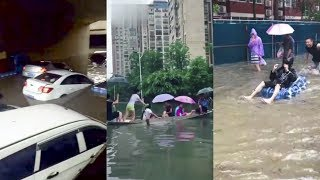 Heavy rains cause landslides, flooding in SW China
