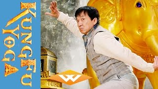 Kung Fu Yoga wins top prize at BRICS film festival