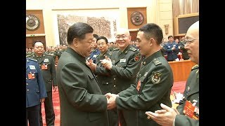 Xi Jinping stresses promotion of military and civilian integration strategy