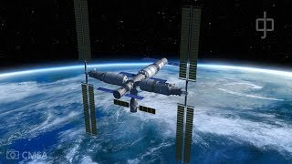 China's space station: What you need to know (video)