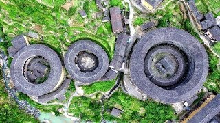 A rounded perspective: Fujian's spectacular circular houses