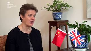 China and UK to enhance creative cultural cooperation