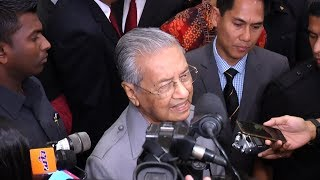 Malaysia's PM Mahathir to begin official China visit