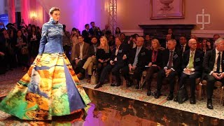 Designer fashion gets a Chinese twist as Guizhou Province promotes UK ties