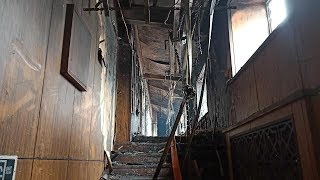 Hotel fire at Chinese spa resort kills 20