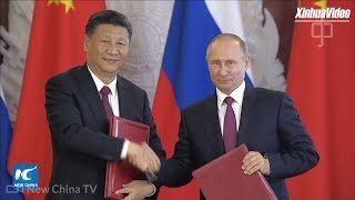 Putin talks Xi Jinping, FIFA World Cup and relationships with Western countries in Chinese interview