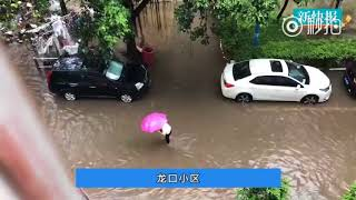 Nine killed in storms across southern China