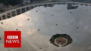BBC looks at five of China's science mega-projects