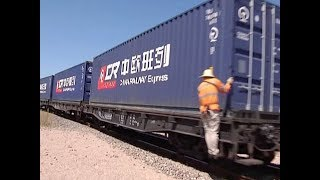 China runs 5,000 cargo trains on New Silk Road to Europe