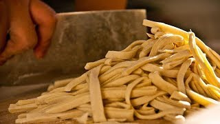 The origin of Chinese noodles