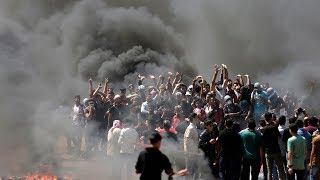 China calls for calm over violent Gaza clashes