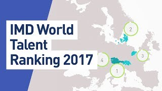 Hong Kong ranked 12th in IMD World Talent Report