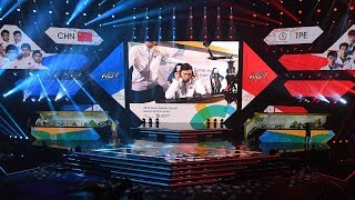 China wins first-ever Asian Games eSports gold