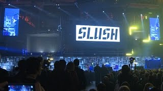 Slush 2015 highlights Chinese 'coolness and style'