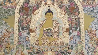 UNESCO-listed Thangka paintings make debut in Finland