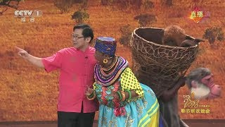 Spring Festival Gala criticised for racist 'blackface' sketch