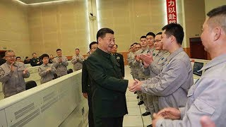 Xi Jinping visits satellite launch site ahead of Chinese New Year