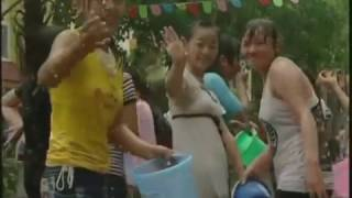 Love and luck for Yunnan's Water-Splashing Festival