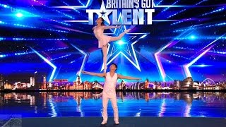 Britain's Got Talent dazzled by Chinese acrobatic couple